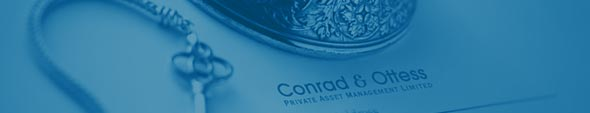 Conrad & Ottess -                                             Private Asset Management                                             Limited